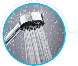 Maintain hygiene and shower twice a day